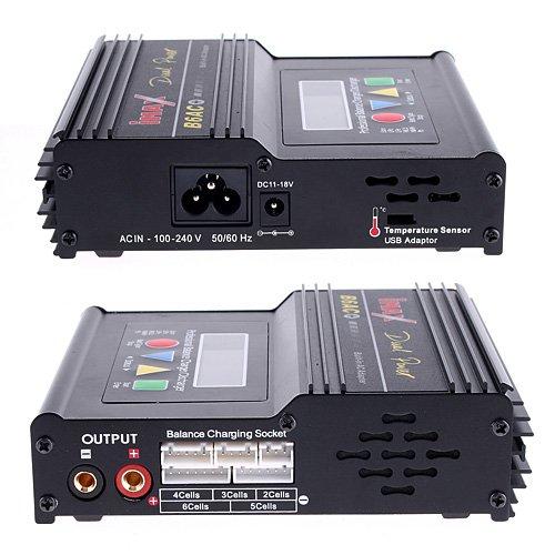 Oboss Battery Charger Imax B6Ac Lipo/Li-Ion/Life/Nimh/Nicad/Pb Rc Balance Charger Us