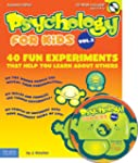 Psychology For Kids II, Book With CD-...