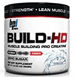 BPI Sports Build-HD  Muscle Building Pro Creatine, Unflavored, 5.8-Ounce