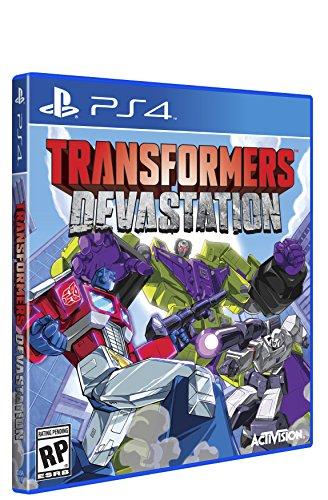 Transformers Devastation - PlayStation Photo