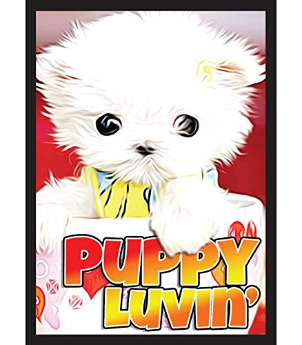 Card Sleeves: Puppy Luvin (50)