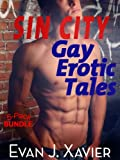 img - for Sin City Gay Erotic Tales 5-Pack Bundle book / textbook / text book