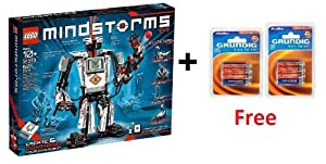 Lego 31313 Mindstorms ® 3 EV robot + batteries