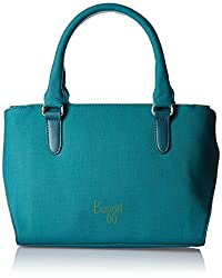 Baggit Women's Handbag (Blue) (2061531)