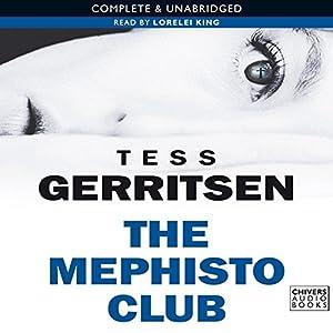 The Mephisto Club Audiobook