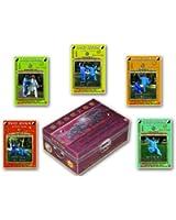 Coffret 5 DVD Taiji Quan Style Yang 108 mouvement FR-ENG