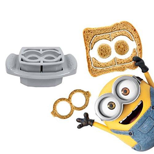 FunBites Food Cutter Set Minions