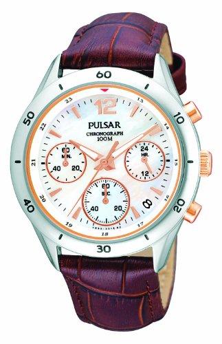 Pulsar Women's PT3087 Classic Chronograph Watch