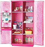Barbie Treats To TV Refrigerator Set