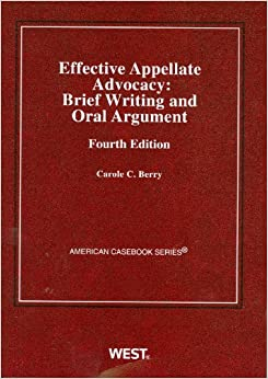 how do you write an appellate brief