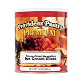 Provident Pantry® 16-Slices Freeze-Dried Neapolitan Ice Cream Bars