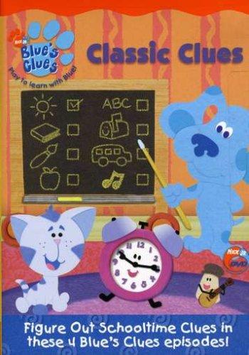 Blue's Clues: Classic Clues [DVD] [Import]