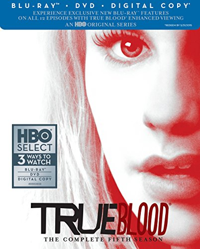 Blu-ray : True Blood: The Complete Fifth Season (With DVD, Boxed Set, Slipsleeve Packaging, Digital Theater System, AC-3)