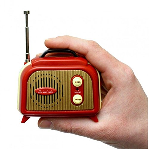 Mini Retro Radio - Antik Radio