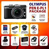 Olympus PEN E-PL1 12.3MP Live MOS Micro Four