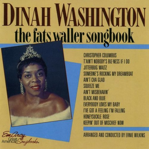 Dinah Washington - The Fats Waller Songbook - Zortam Music