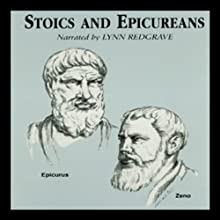 Stoics and Epicureans Audiobook by Daryl Hale Narrated by Lynn Redgrave