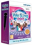 We Sing Pop Plus One Mic (Nintendo Wii/Wii U)
