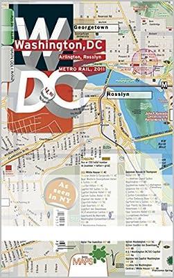 Washington DC Maps Guide: Landmarks, Metro