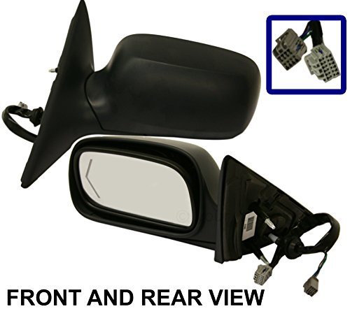 Power Heated Side Mirror Left LH for 03-05 Subaru Forester