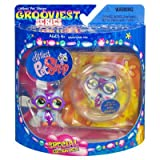 Littlest Pet Shop Series 2 Limited Edition Extreme Grooviest Owl