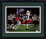 "Framed Brandon Graham Philadelphia Eagles Autographed 8"" x 10"" Sack Fumble Super Bowl LII Champions Photograph - Fanatics Authentic Certified"