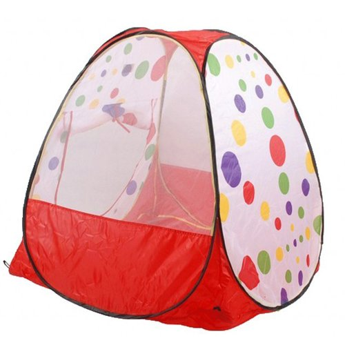 Pacific play tents indoor outdoor kids tent 109t polyester for Kids outdoor fabric