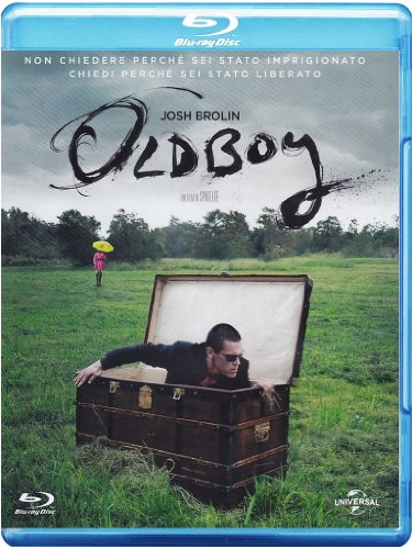 Oldboy [Blu-ray] [IT Import]