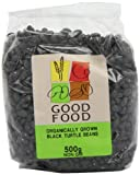 Good Food Pre-packed Organic Black Turtle Beans (Pack of 5)