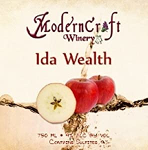 NV Moderncraft Winery Ida Wealth Fruit Wine Blend 750 mL
