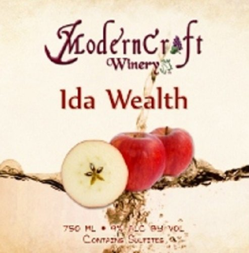 Nv Moderncraft Winery Ida Wealth Fruit Wine Blend 750 Ml
