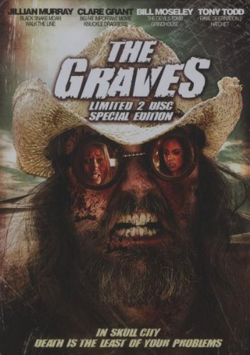 The Graves (Special Edition, 2 DVDs, StarMetalpak mit 3D-Cover) [Limited Edition]