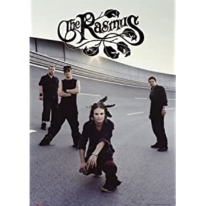 Rasmus Band Members The Rasmus Music 61x91.5cm Poster: Amazon.co ...