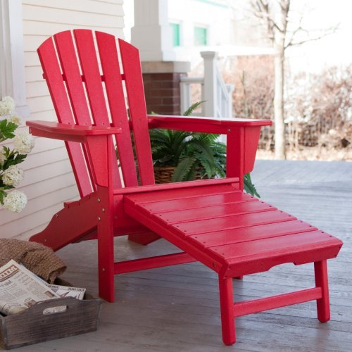 Red Plastic Adirondack Chairs, Cheap Red Plastic Adirondack Chairs