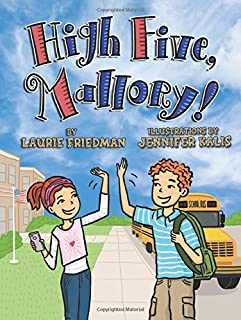Book Cover: #26 High Five, Mallory!
