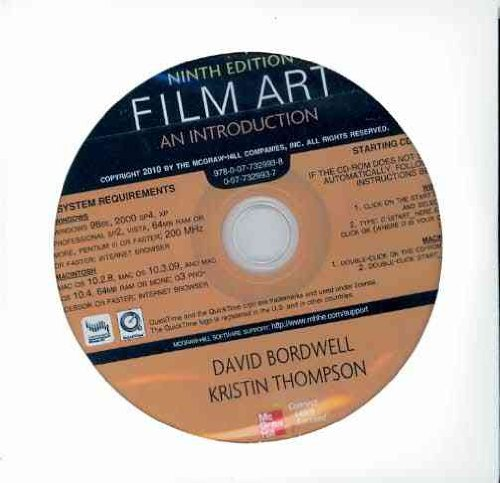 Tutorial CD-ROM to accompany Film Art