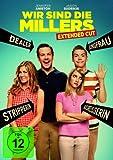 DVD Cover 'Wir sind die Millers