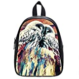Casual Colored Drawing Hotstyle Fashion Casual PU Leather Shool Bag
