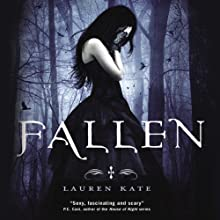 Fallen: Fallen 1 Audiobook by Lauren Kate Narrated by Justine Eyre