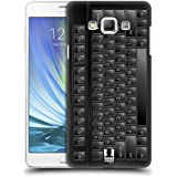 Head Case Designs PC Keyboard Keys Protective Snap-on Hard Back Case Cover for Samsung Galaxy Note 3 N9000 N9002 N9005