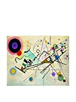 Legendarte Lienzo Composizione VIII di Vassily Kandinsky