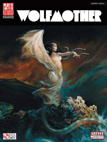 Wolfmother (TAB). Partitions pour Guitare, Tablature Guitare