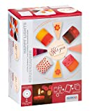 GLOREX 6 8650 102 Creativset Kerzen formen und verzieren,...