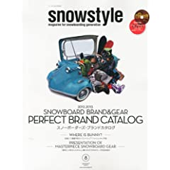 snowstyle (�X�m�[�X�^�C��) 2012�N 08���� [�G��]