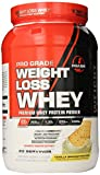 Image Sports Pro Grade Weight Loss Whey Protein Powder, Vanilla Graham Cracker, 1.97-Pound