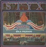 Paradise Theater LP (Vinyl Album) UK A&M 1980