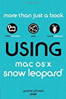 Using Mac OS X Snow Leopard Front Cover