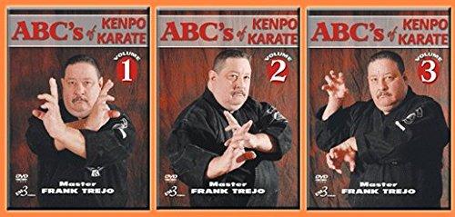 Frank Trejo ABCs of Kenpo Karate Set
