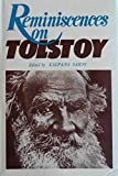 img - for Reminiscences on Tolstoy book / textbook / text book