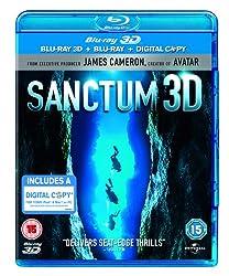 Sanctum (Blu-ray 3D + Blu-ray + Digital Copy)[Region Free]
